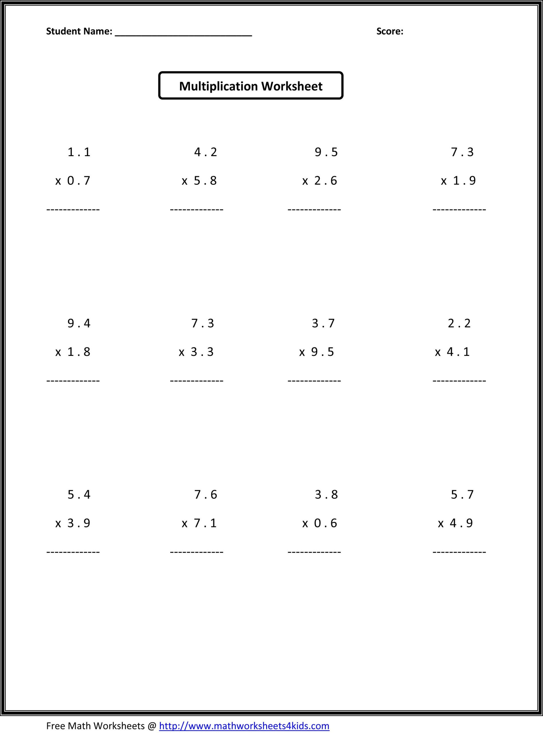 Algebra 2 Printable Worksheets
