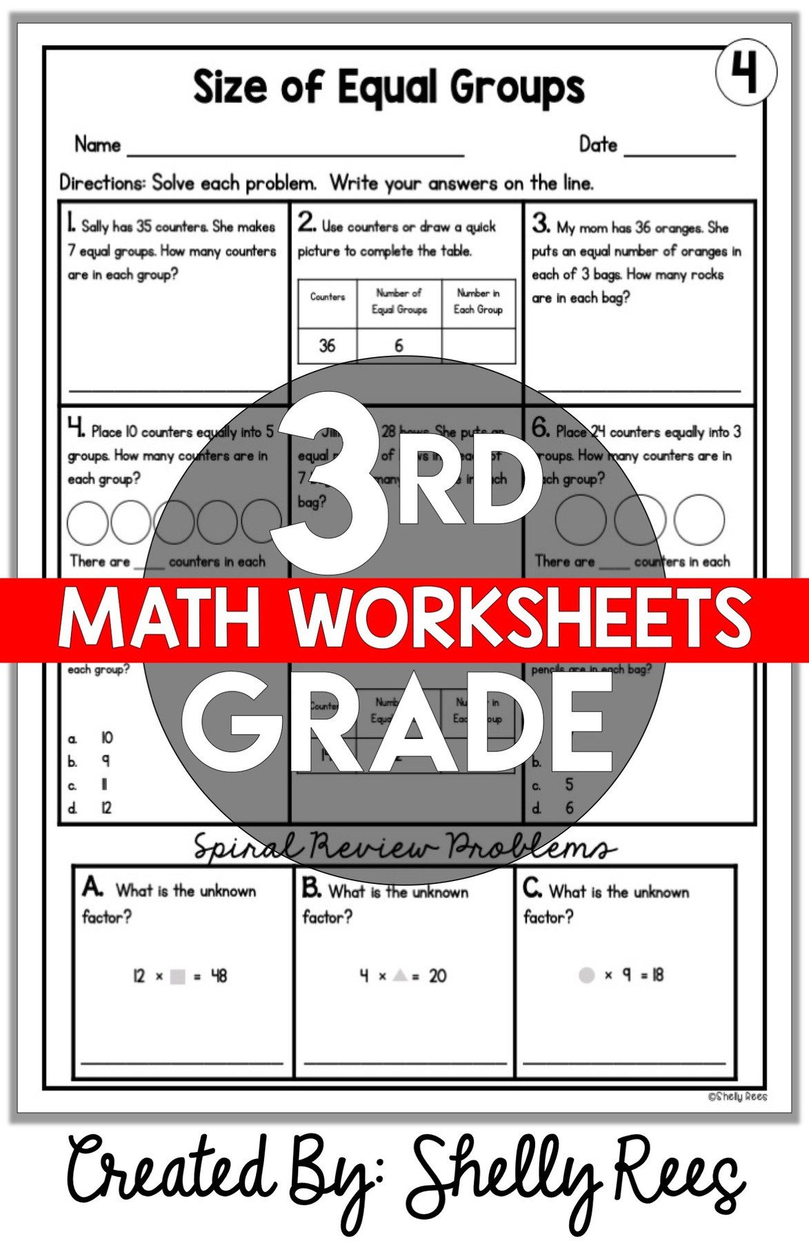 Free Printable Behavior Worksheets