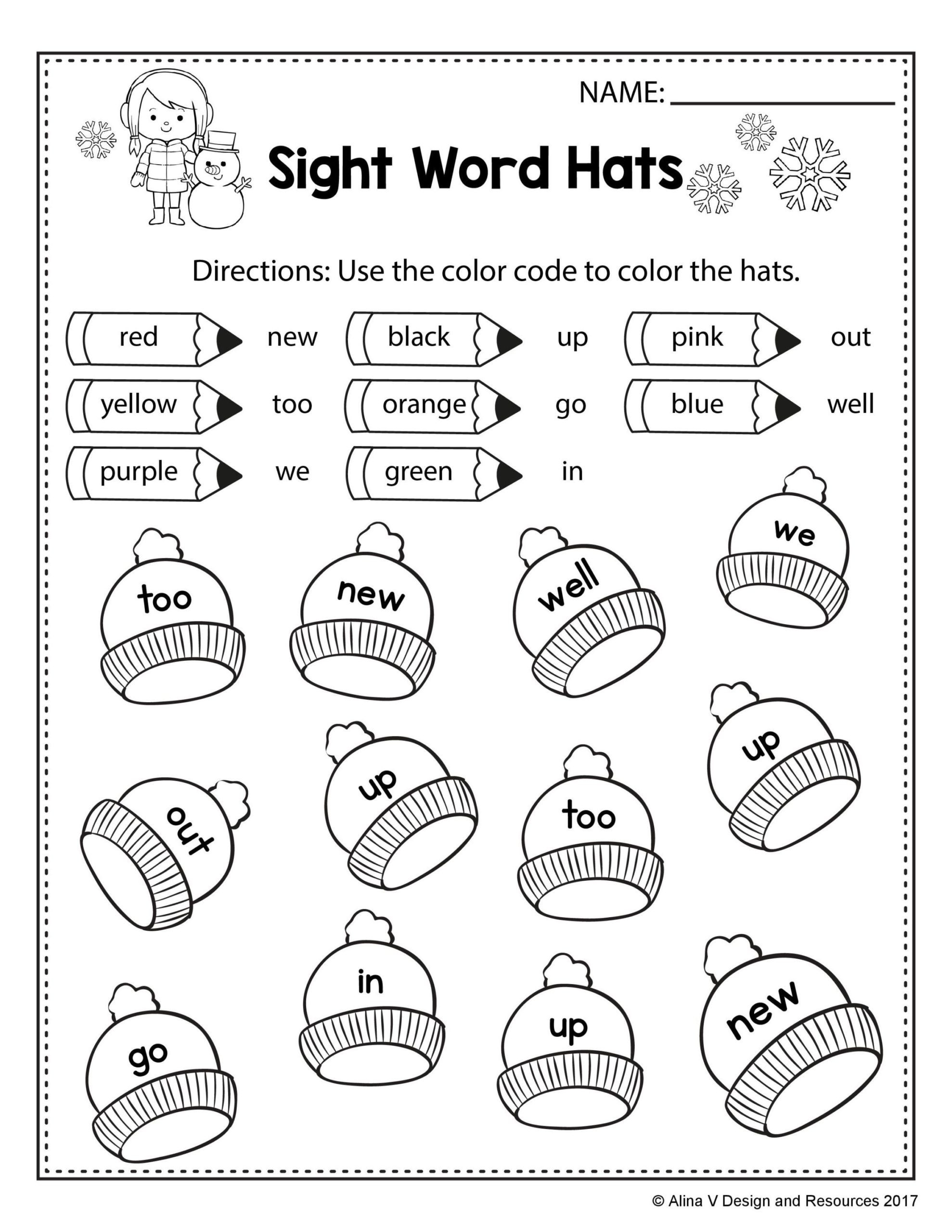 Free Printable Consonant Blends Worksheets