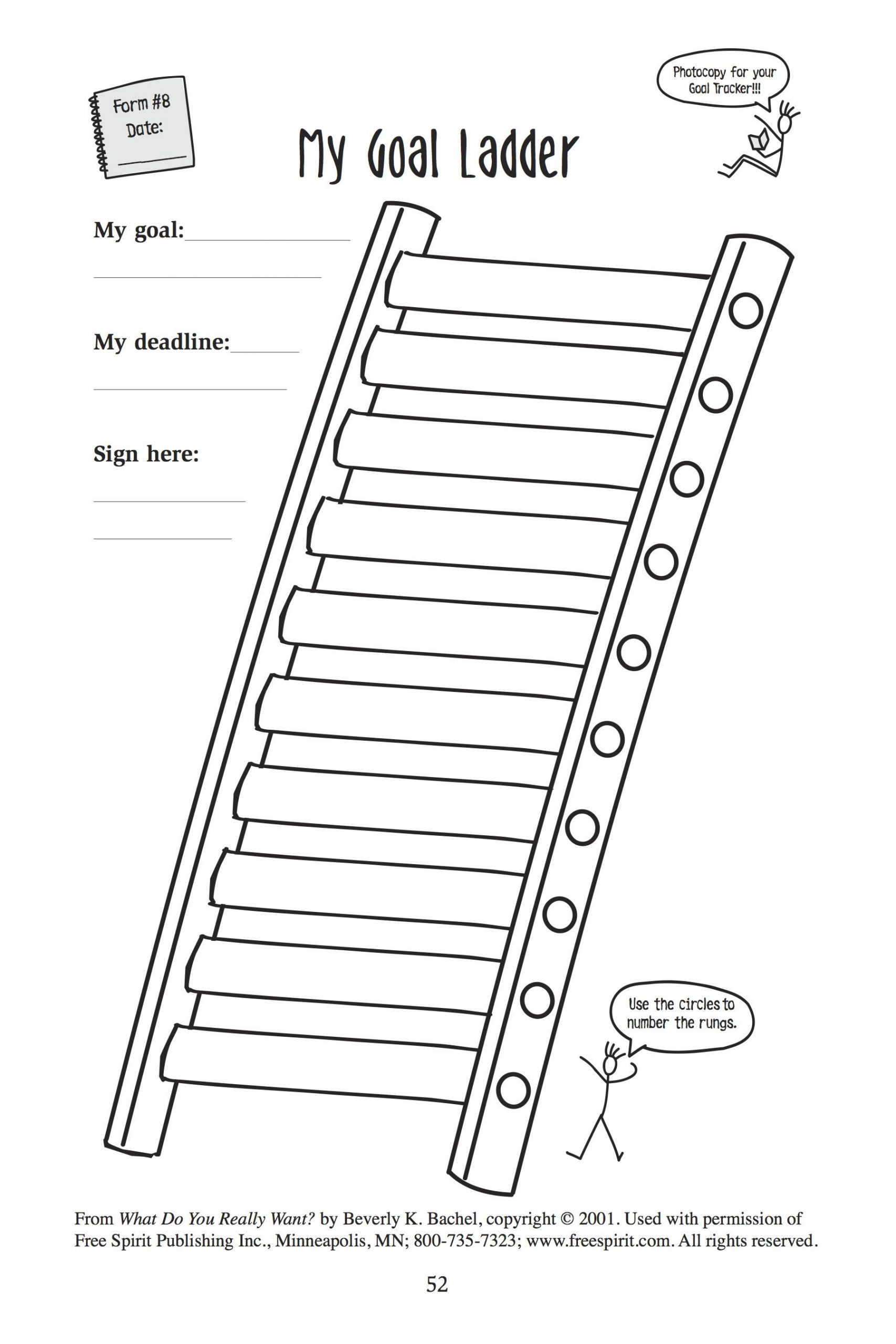Free Printable Counseling Worksheets