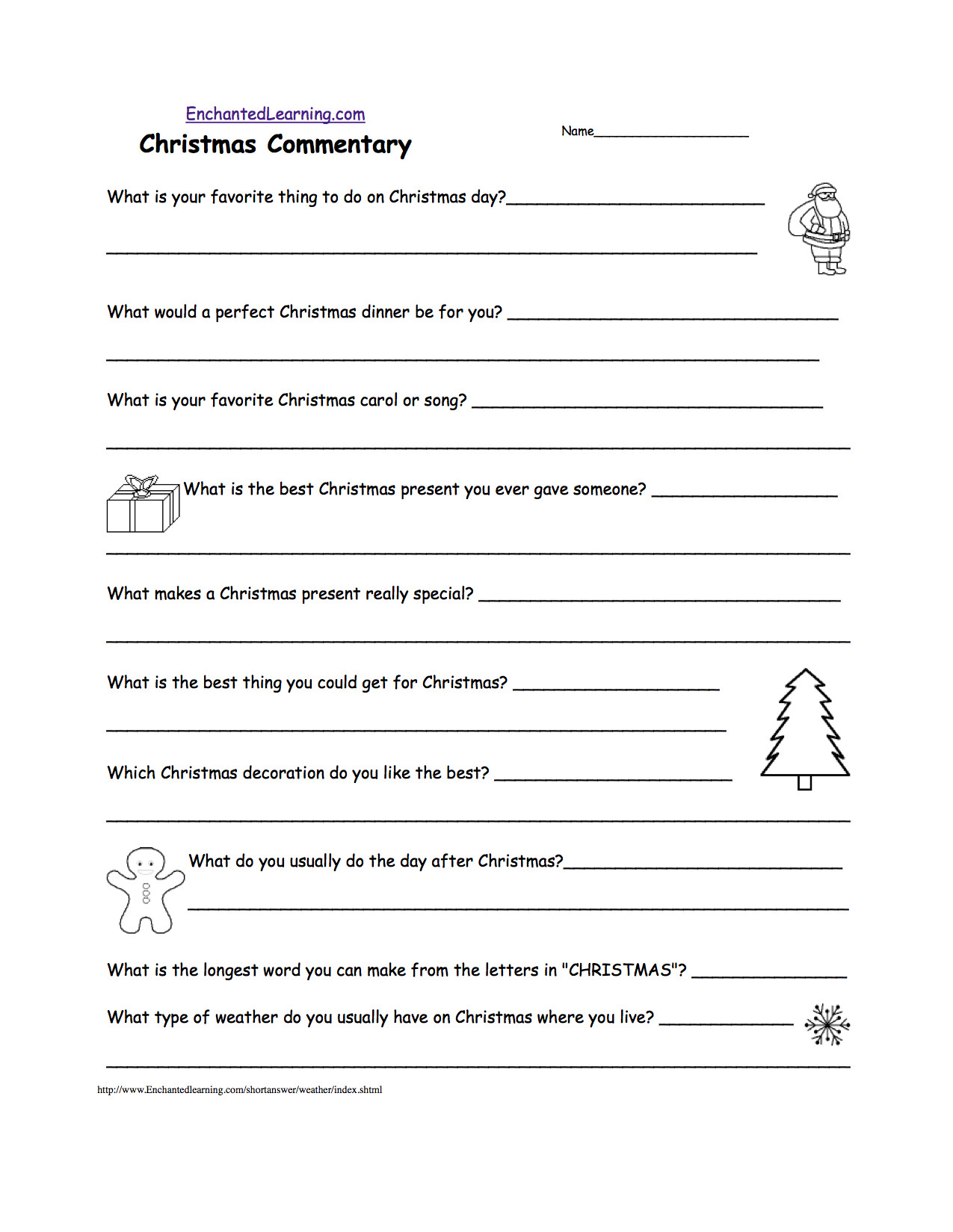 Free Printable Landform Worksheets