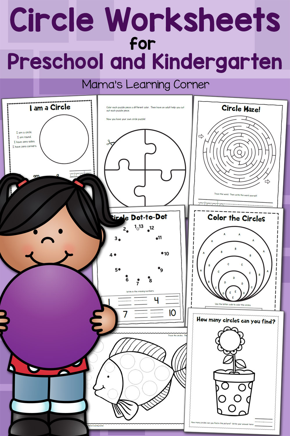 Geography for Kindergarteners Worksheets