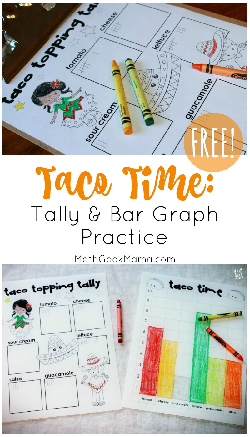 Kindergarten Tally Marks Worksheet