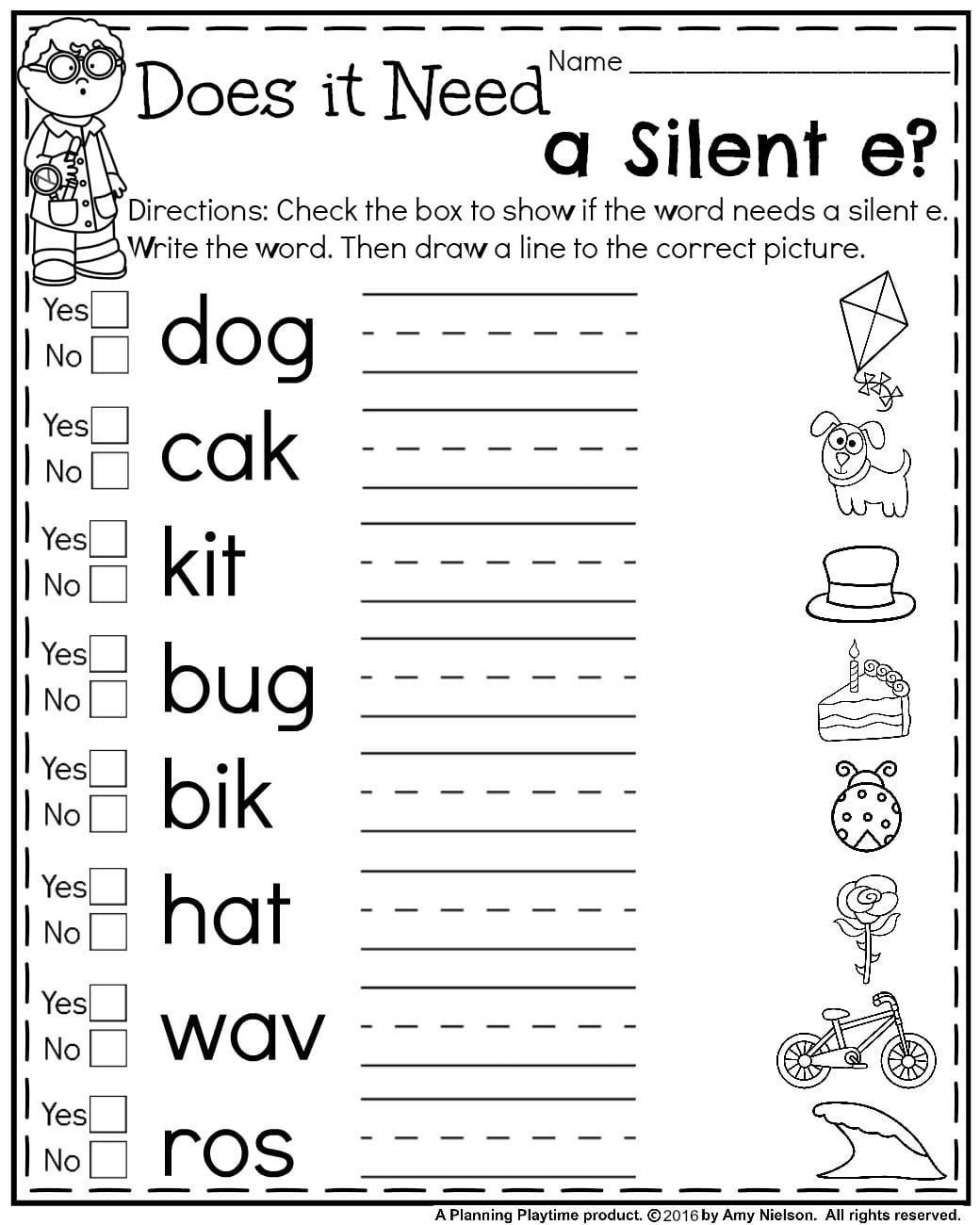 3rd Grade Printable Worksheets for you in 2020 With images