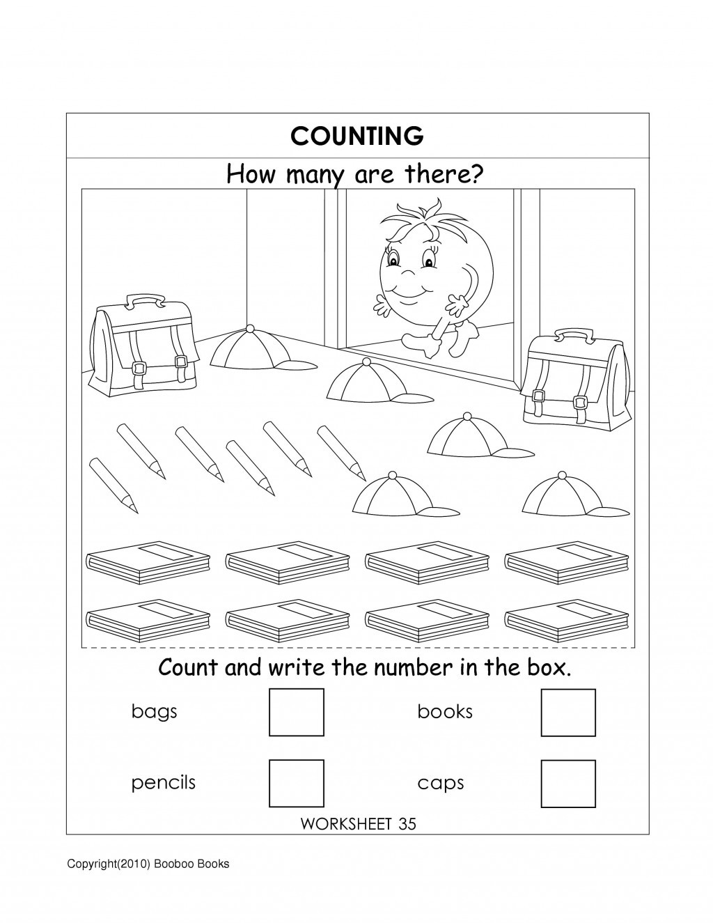 Manners Worksheet for Kindergarten