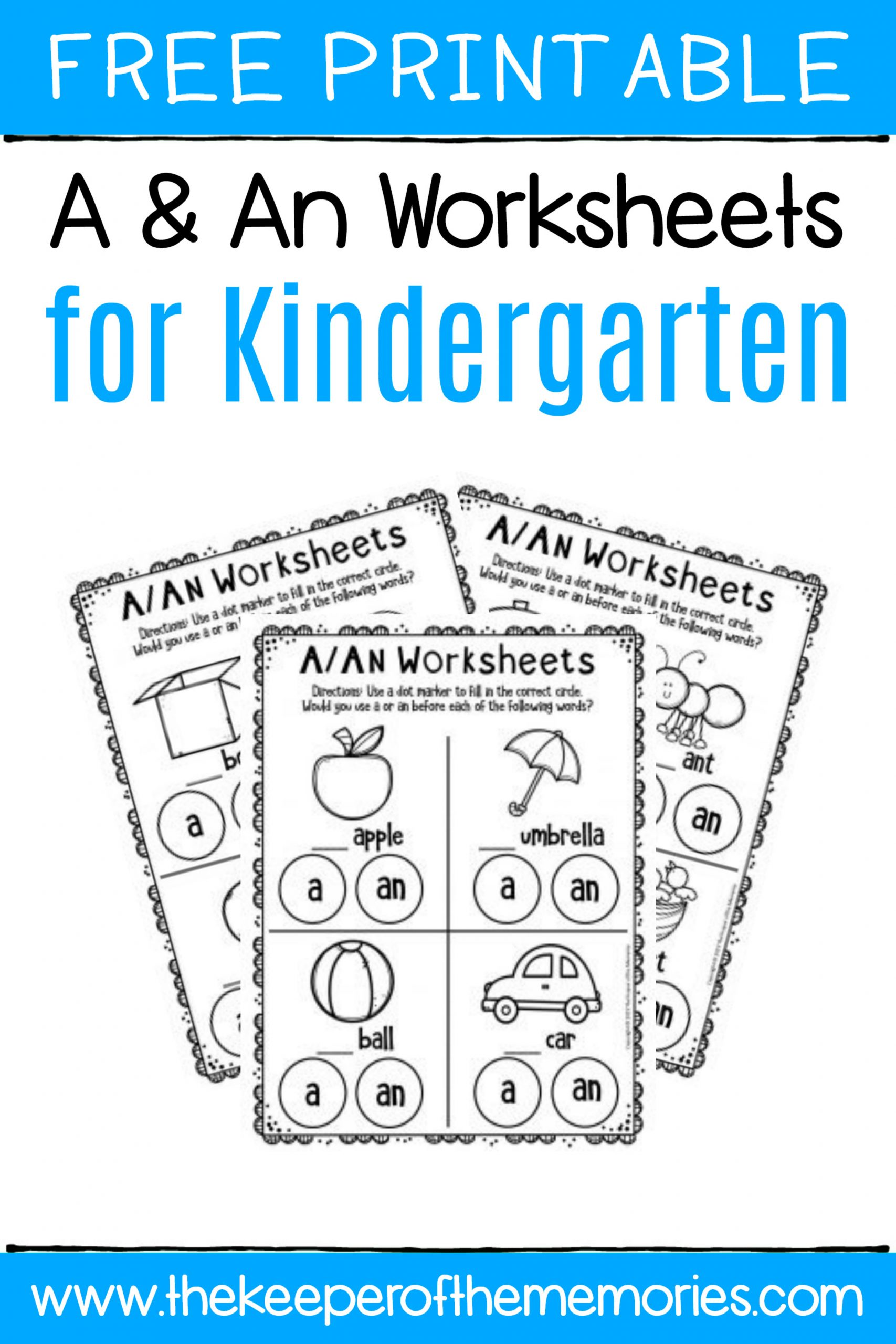 Matter Worksheet for Kindergarten