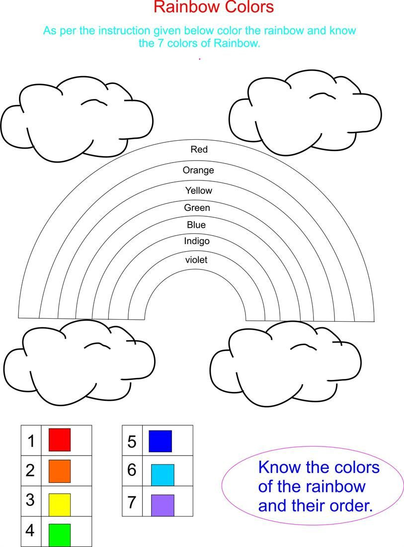 pics to color for kids