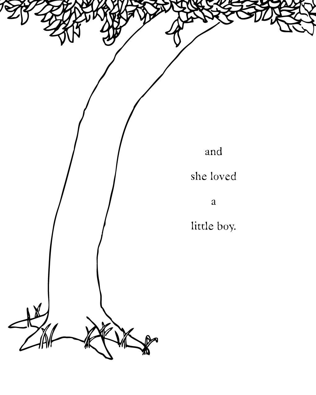 The Giving Tree Printable Worksheets