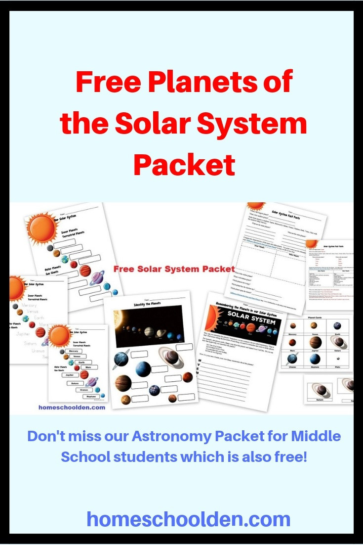 Astronomy Worksheets High School