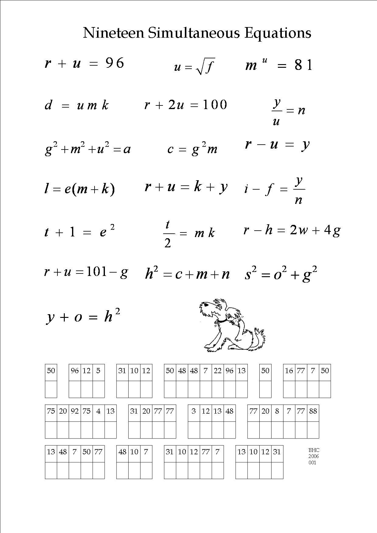Financial Math Worksheets High School