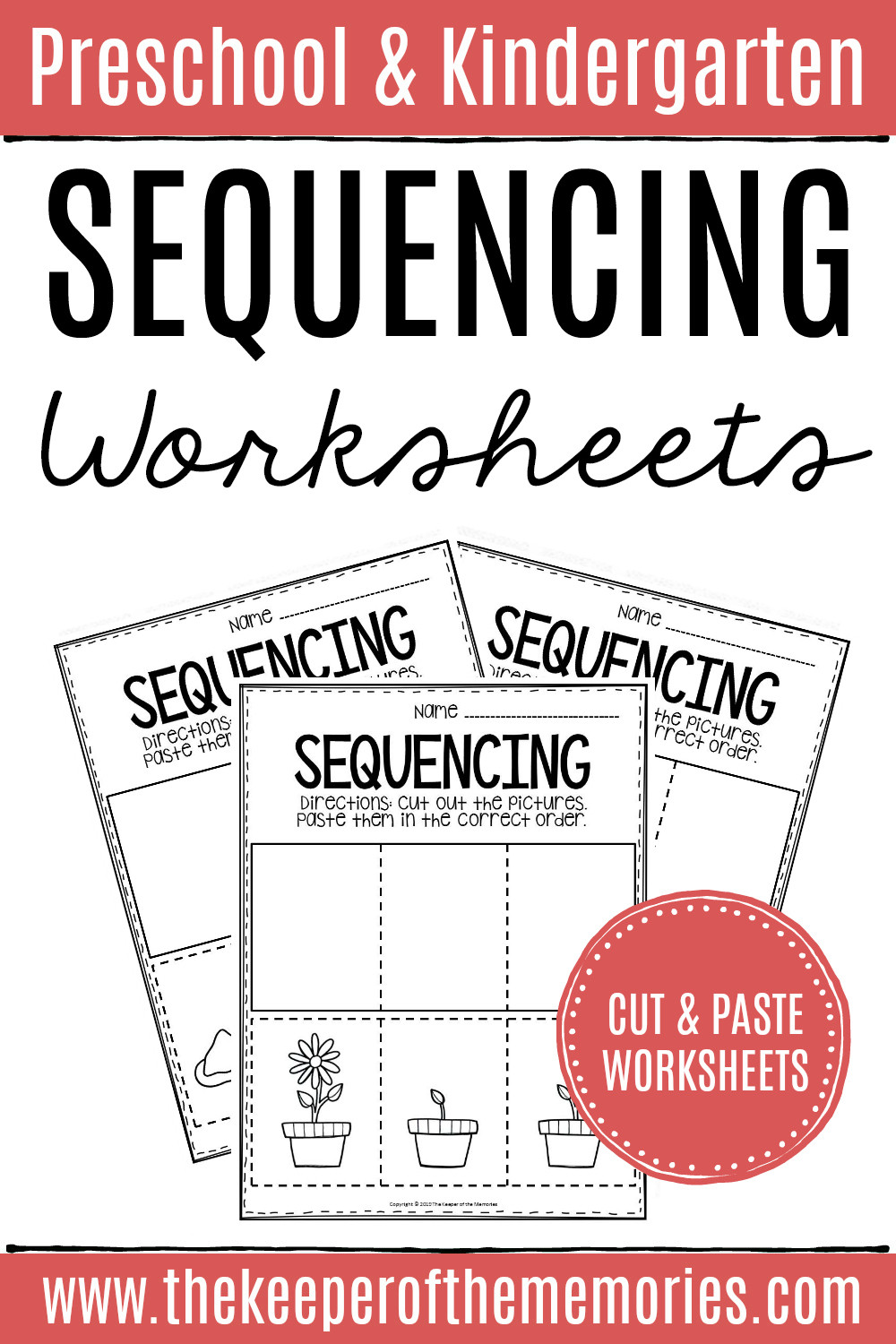 Free Printable Story Sequencing Worksheets