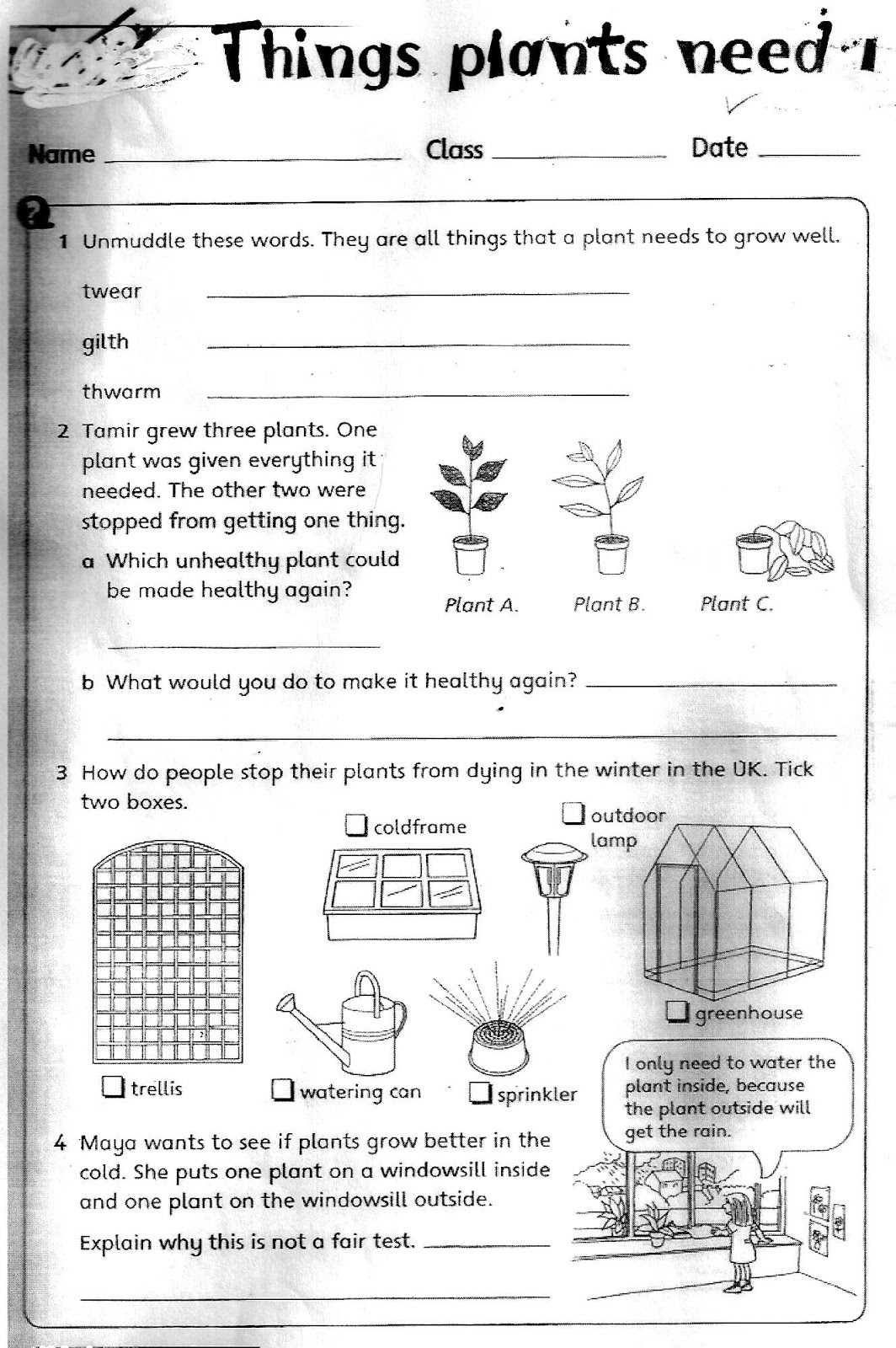 High School Science Graphing Worksheets