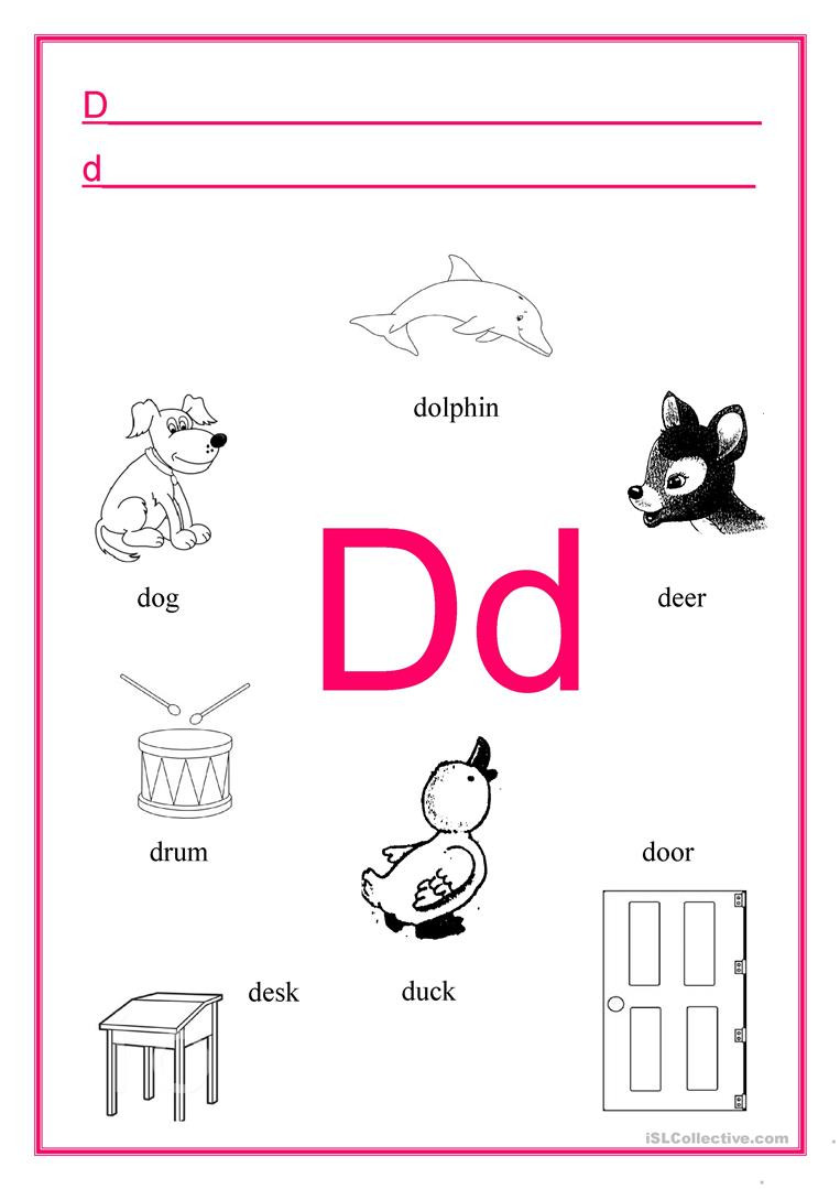 Letter F Phonics Worksheets