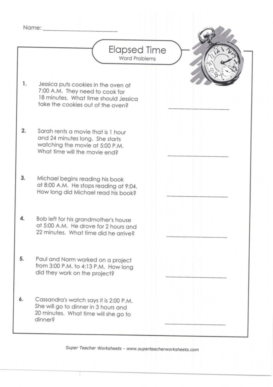 Negative Number Word Problems Worksheet