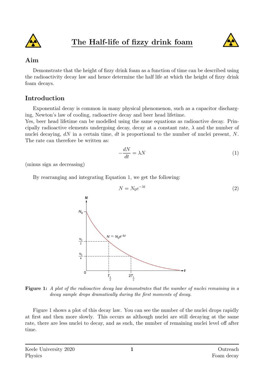 Radioactive Decay Worksheet High School