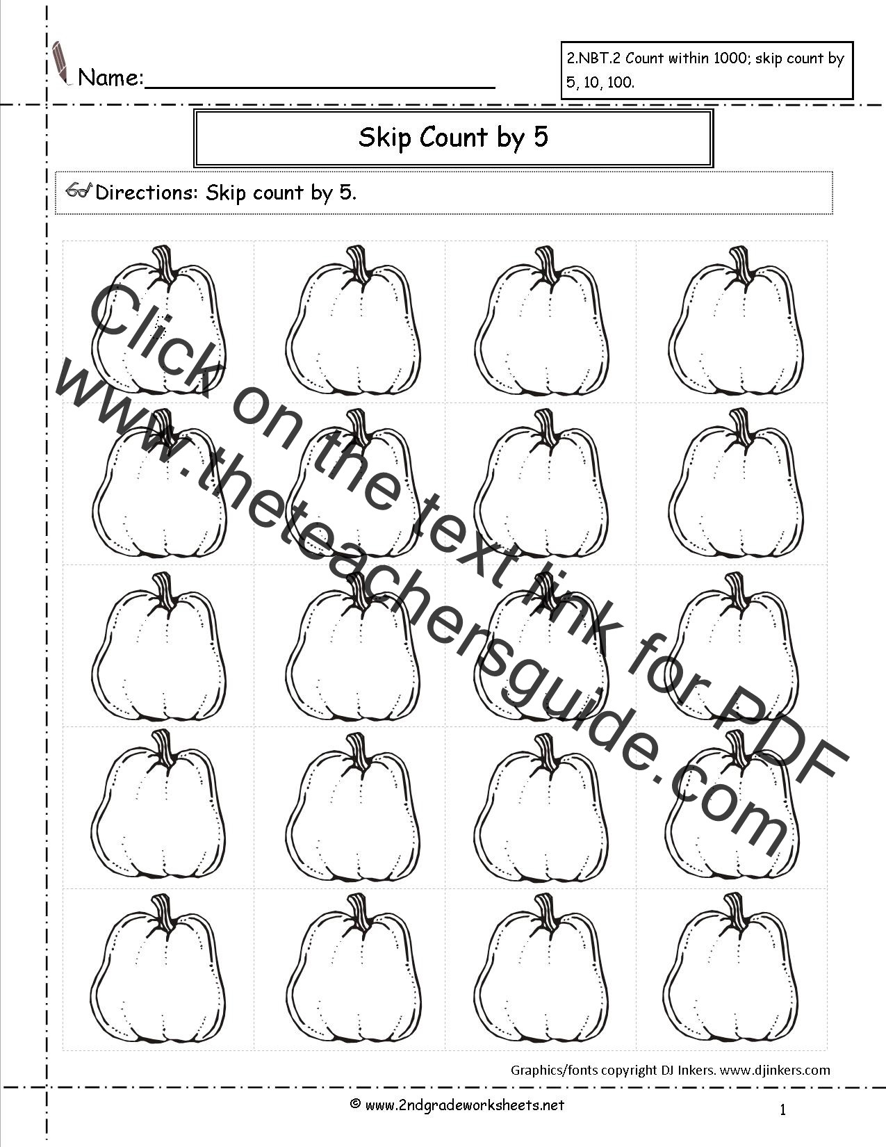 Free Printable Halloween Worksheets for 4th Grade